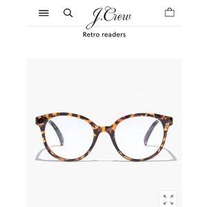 ⚡️SALE JCrew 1x Readers